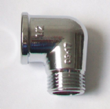 "1/2"" x 1/2"" Chrome Plated Female to Male Elbow - 25930100"